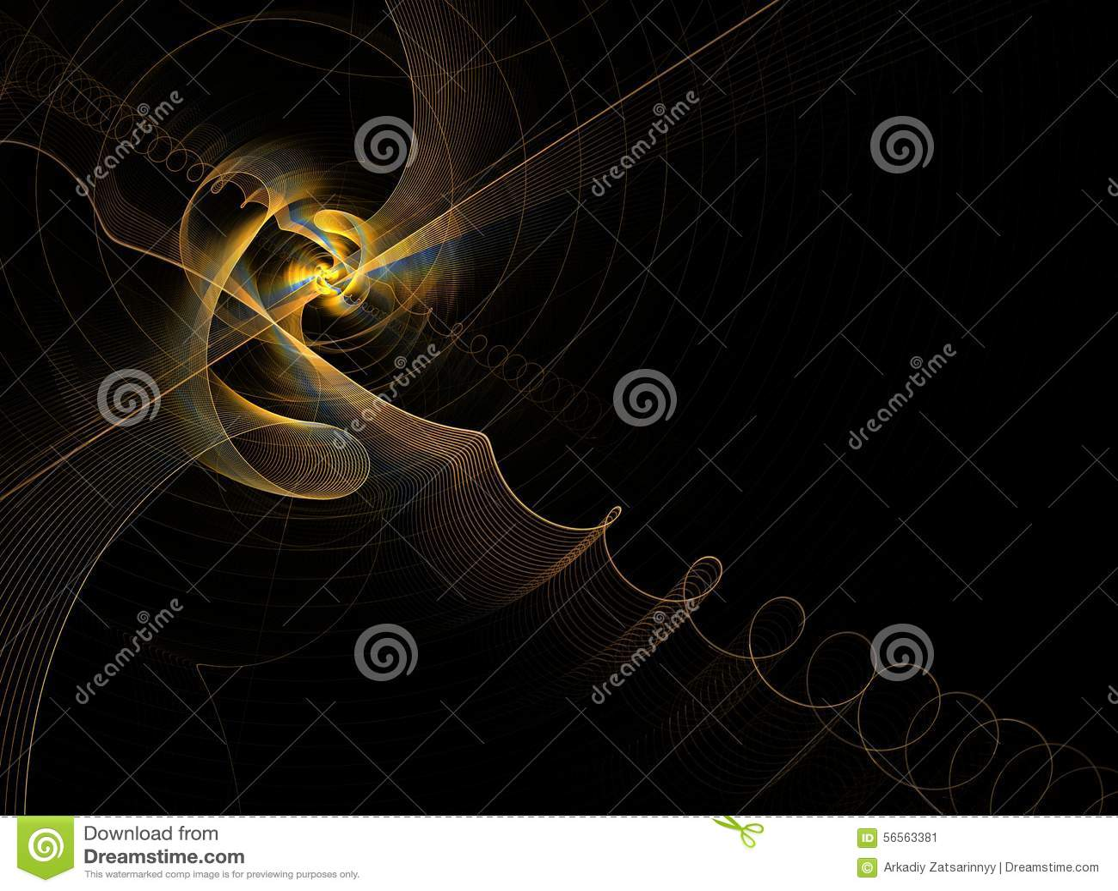 Download αφηρημένο fractal σχεδίου απεικόνιση αποθεμάτων. εικονογραφία από δημιουργικότητα - 56563381