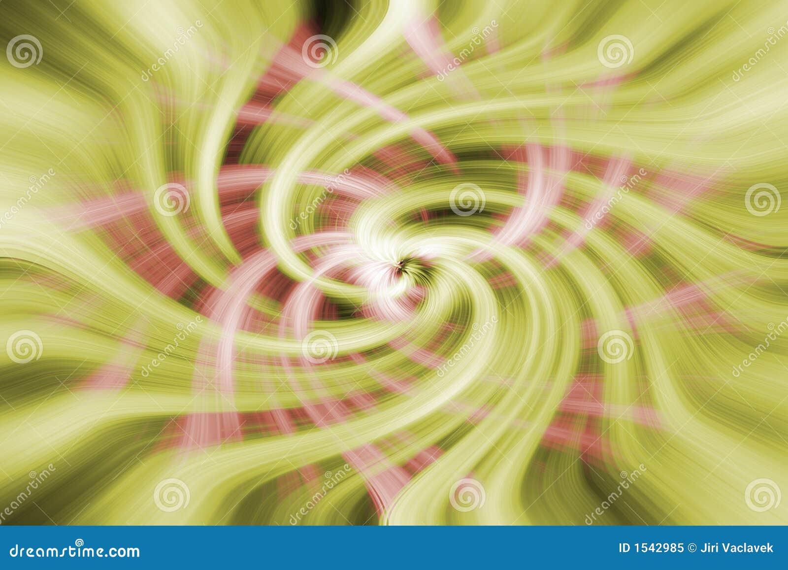 αφηρημένο twirl