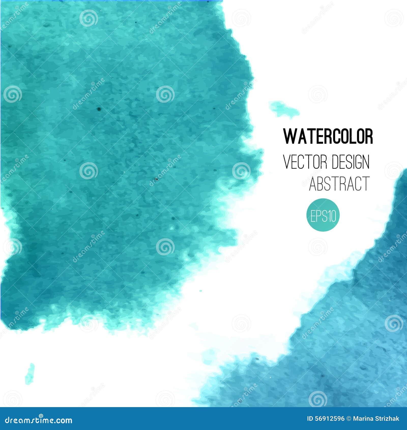 αφηρημένο watercolor ανασκόπησης