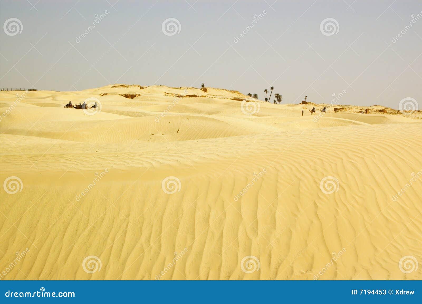 αφρικανική άμμος τοπίων ερή&