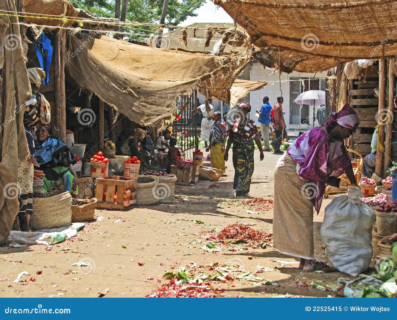 αφρικανική αγορά