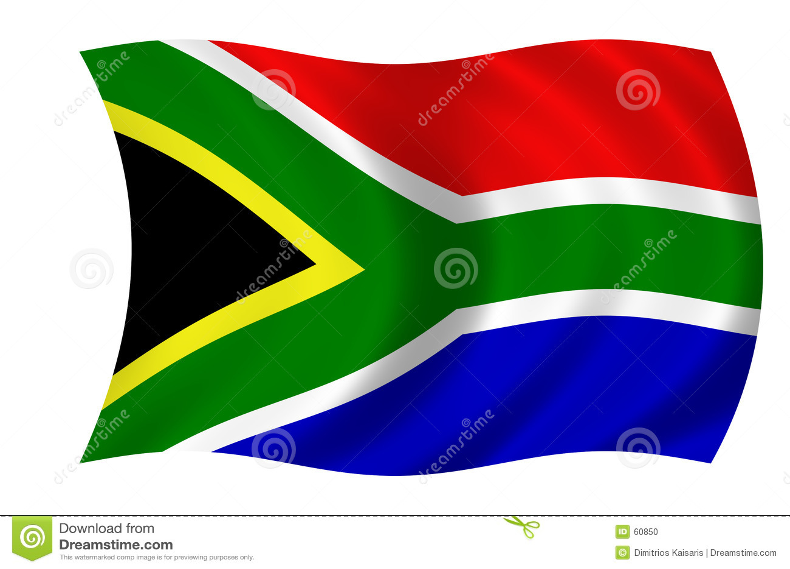αφρικανικός νότος σημαιών