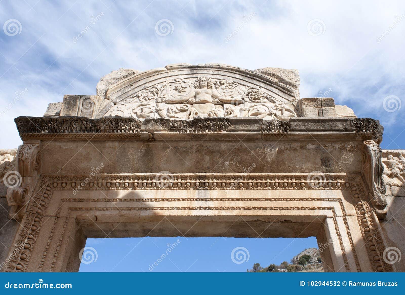 Αψίδα πυλών Ephesus