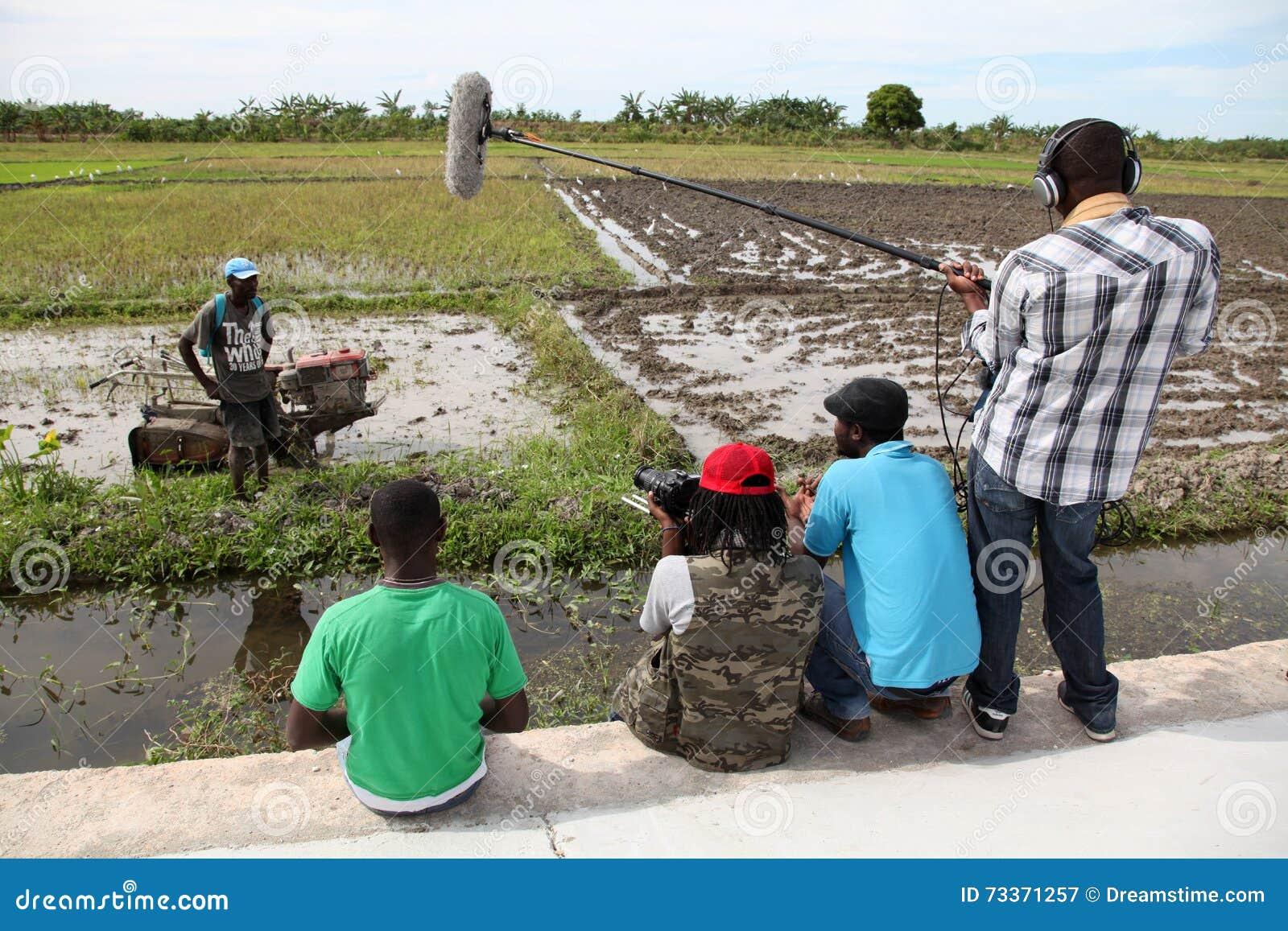 Αϊτή στο αγρόκτημα