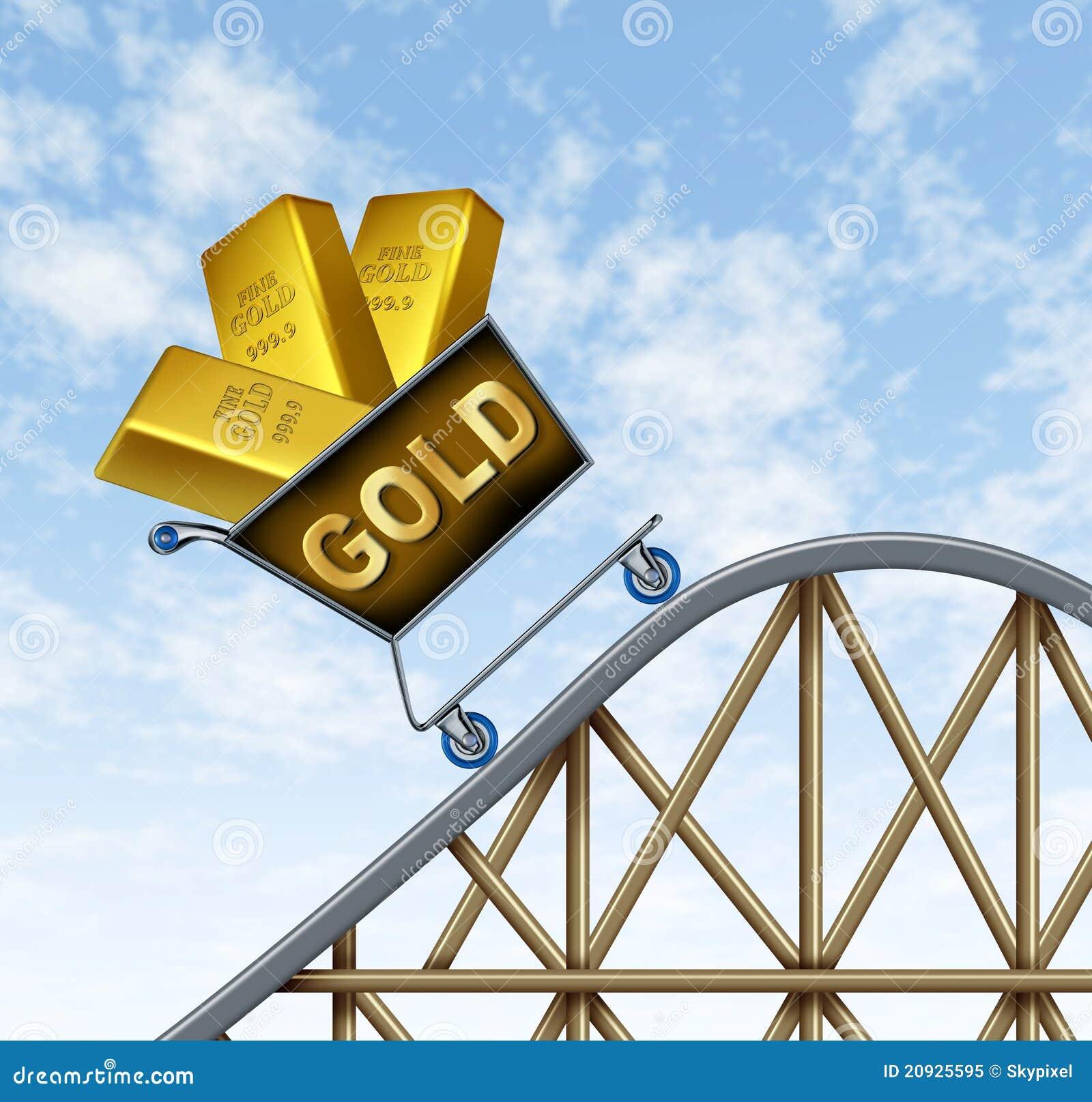 αύξηση τιμών χρυσού