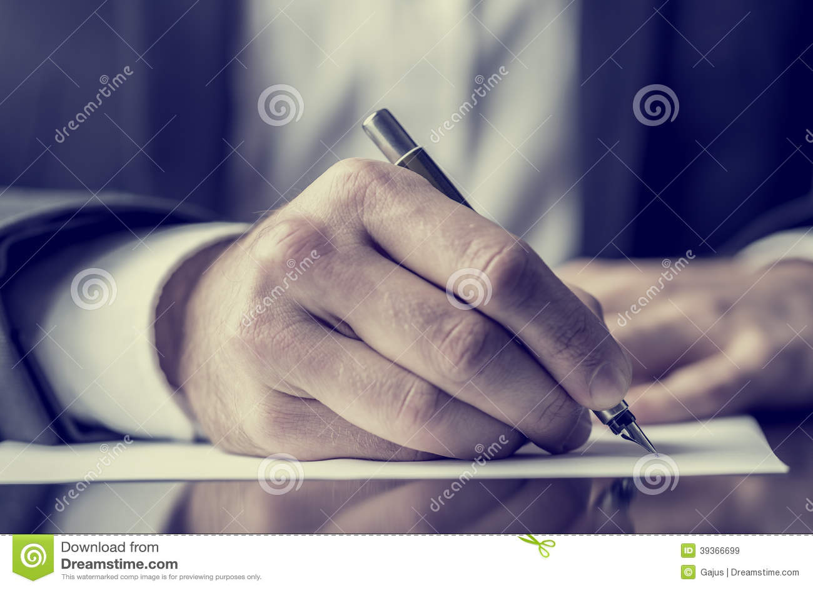 Αλληλογραφία γραψίματος