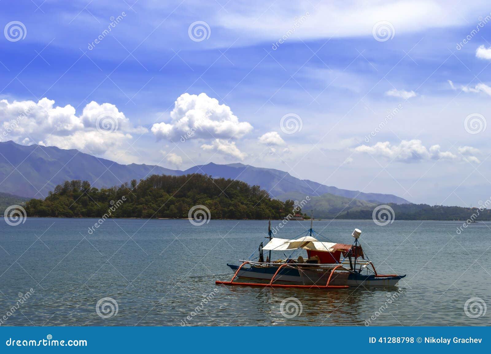 Αλιευτικό σκάφος των Φιλιππινών