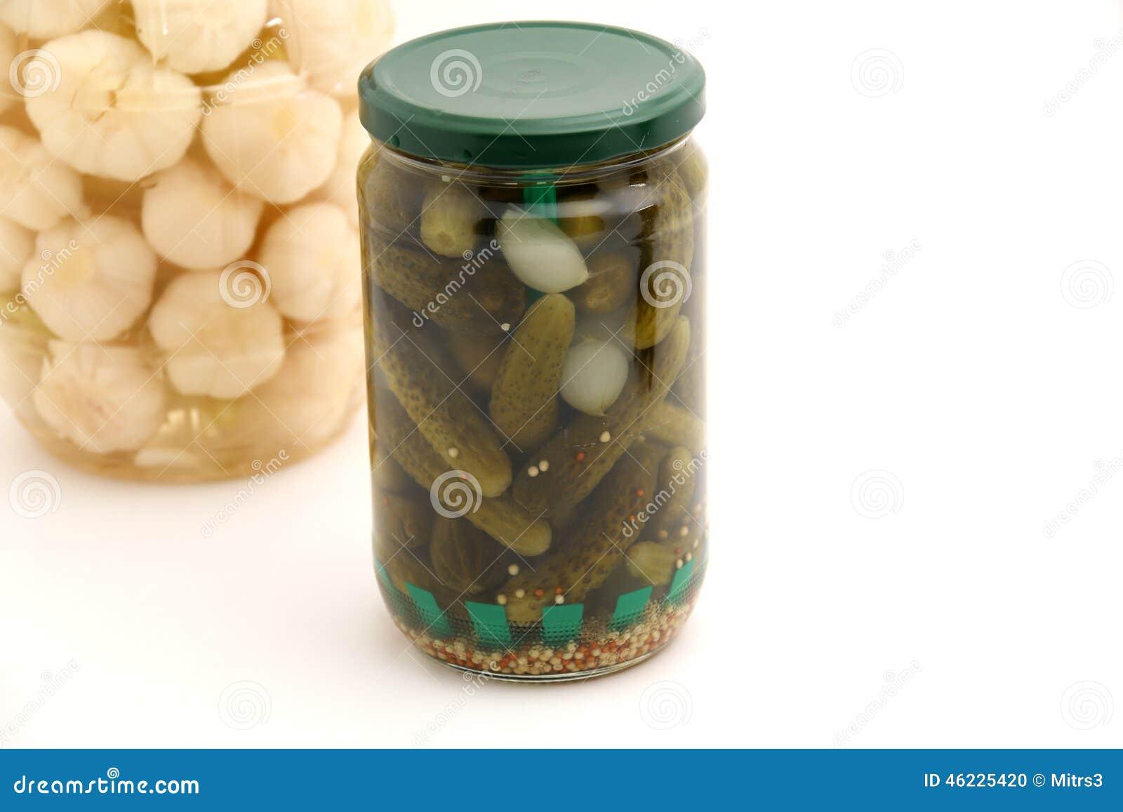 βάζο γυαλιού αγγουριών &pi
