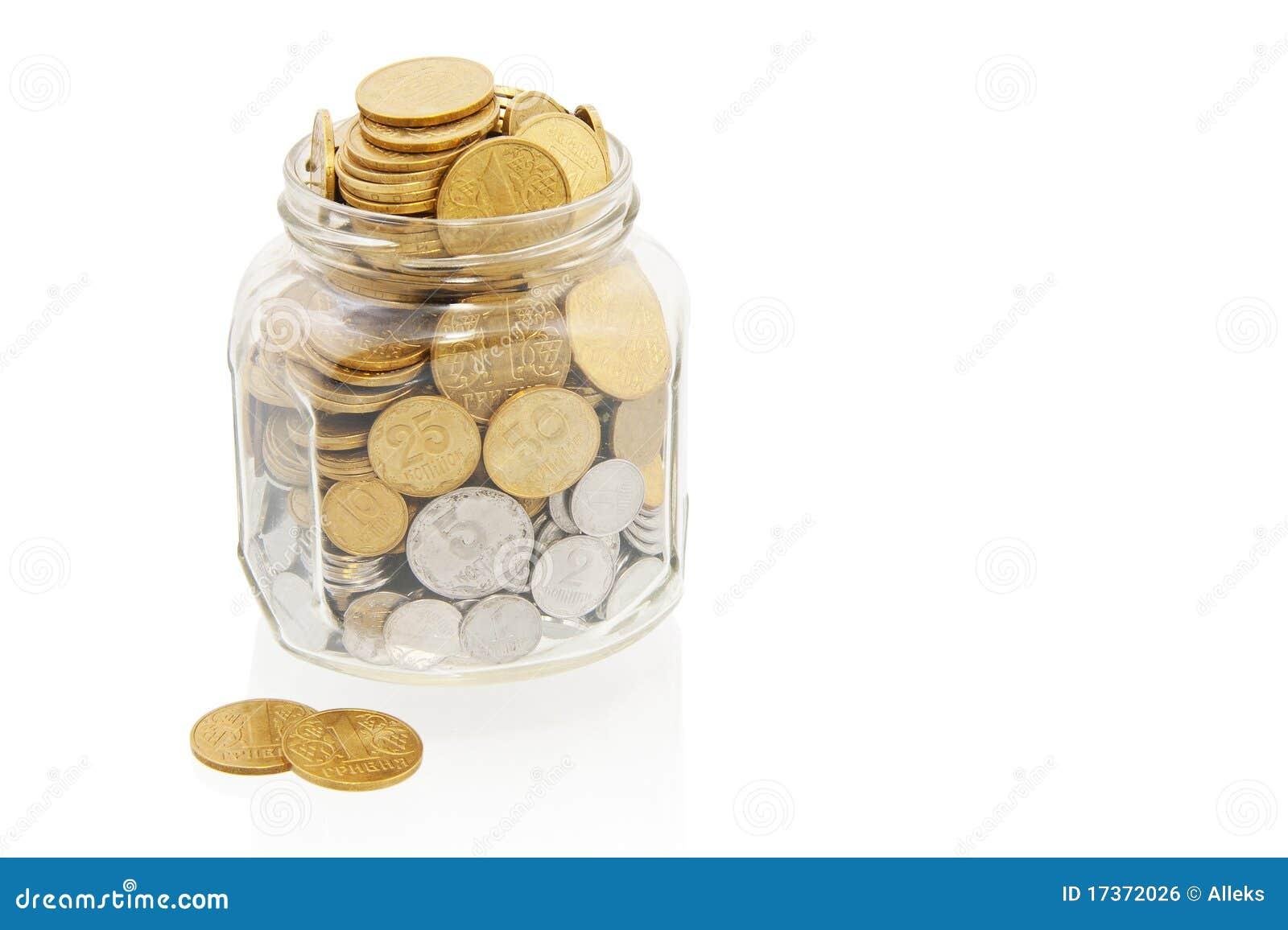 βάζο νομισμάτων