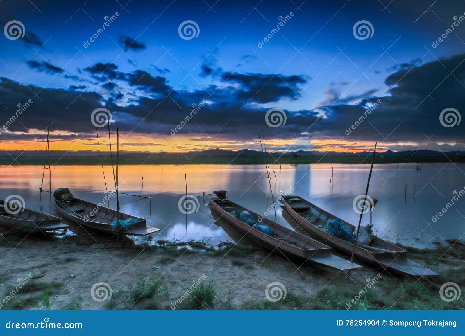 Βάρκα ψαράδων, Ταϊλάνδη