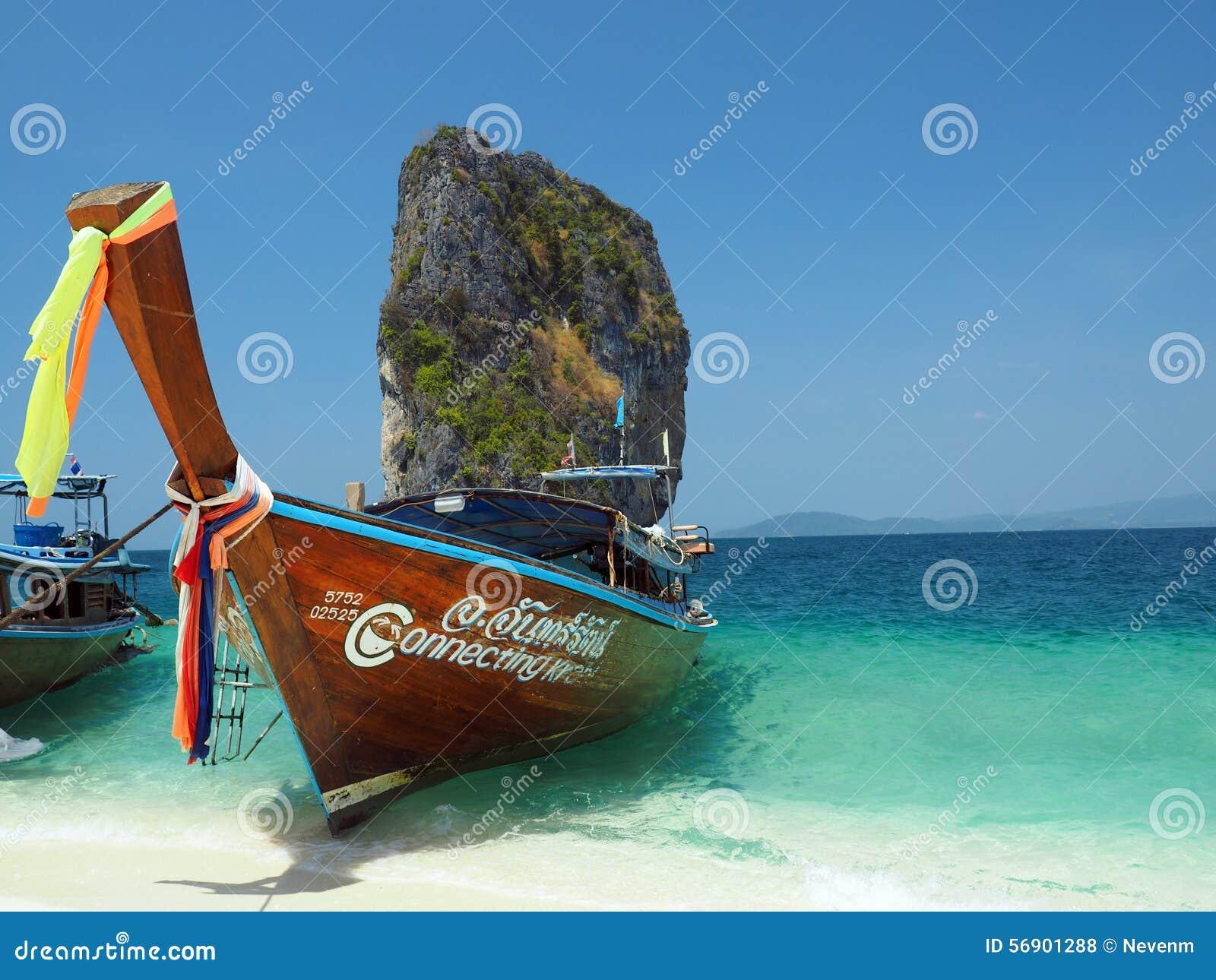 Βάρκα Longtail