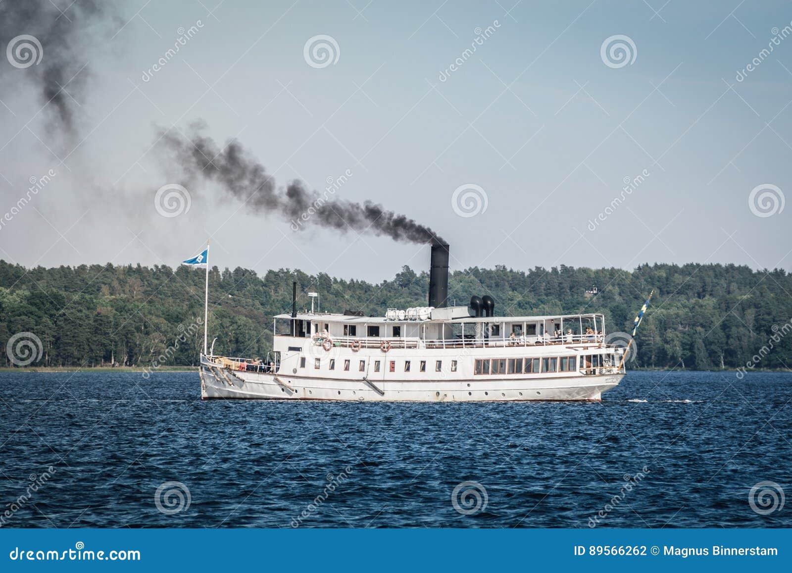 Βάρκα Mariefred γύρου