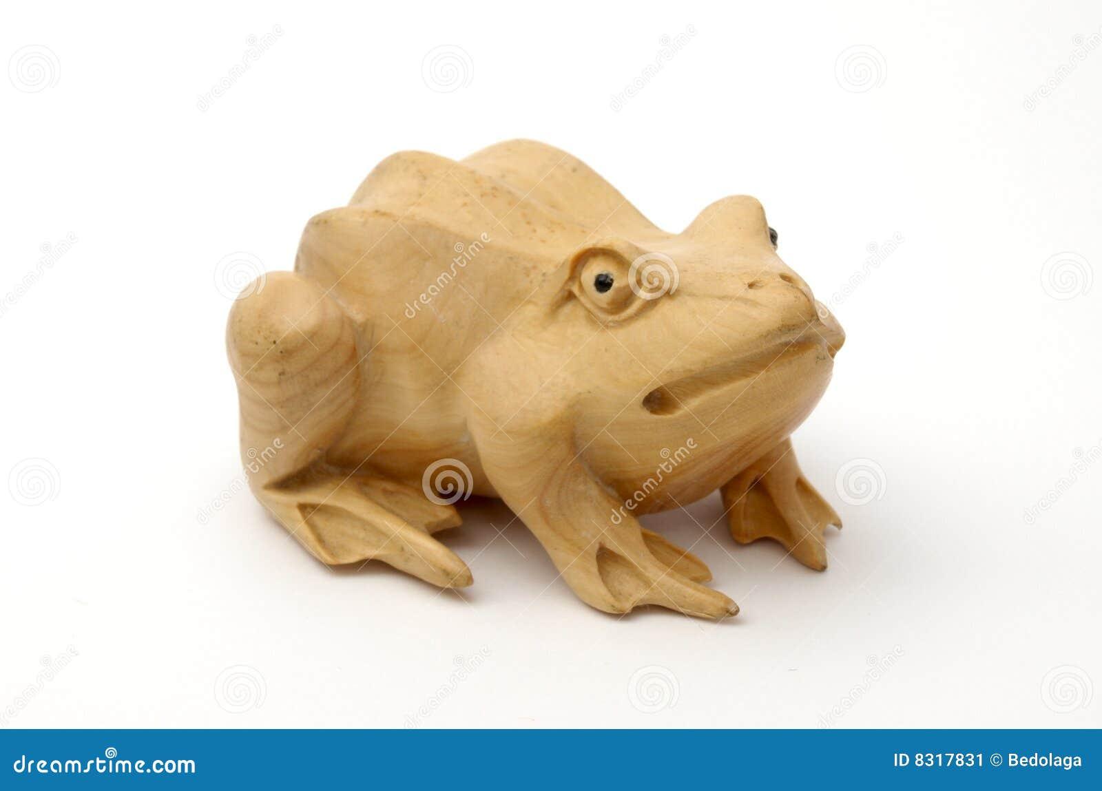 βάτραχος ξύλινος