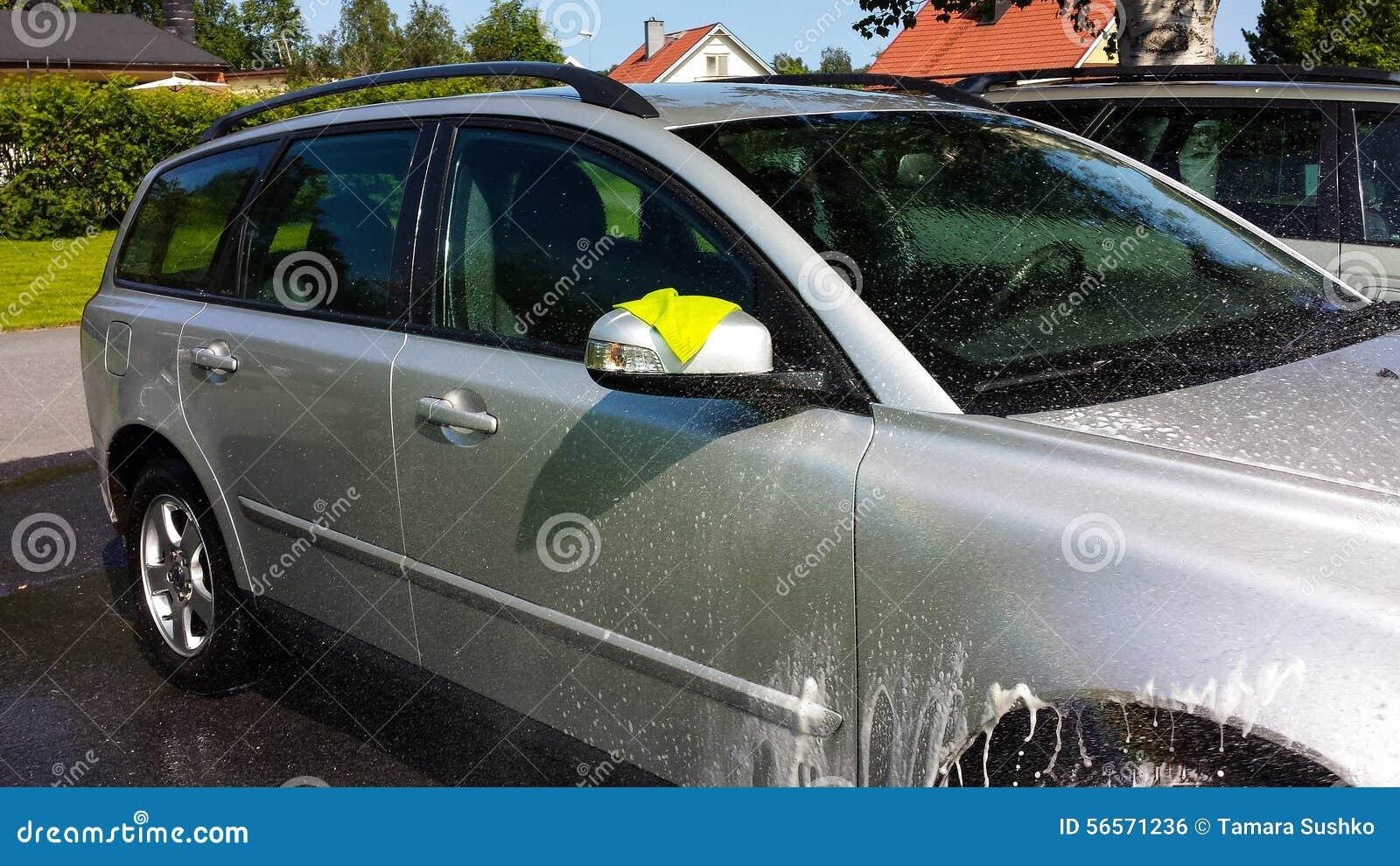 Download Βάψιμο παραθύρων αυτοκινήτων Στοκ Εικόνες - εικόνα από κοντά, πλαίσιο: 56571236