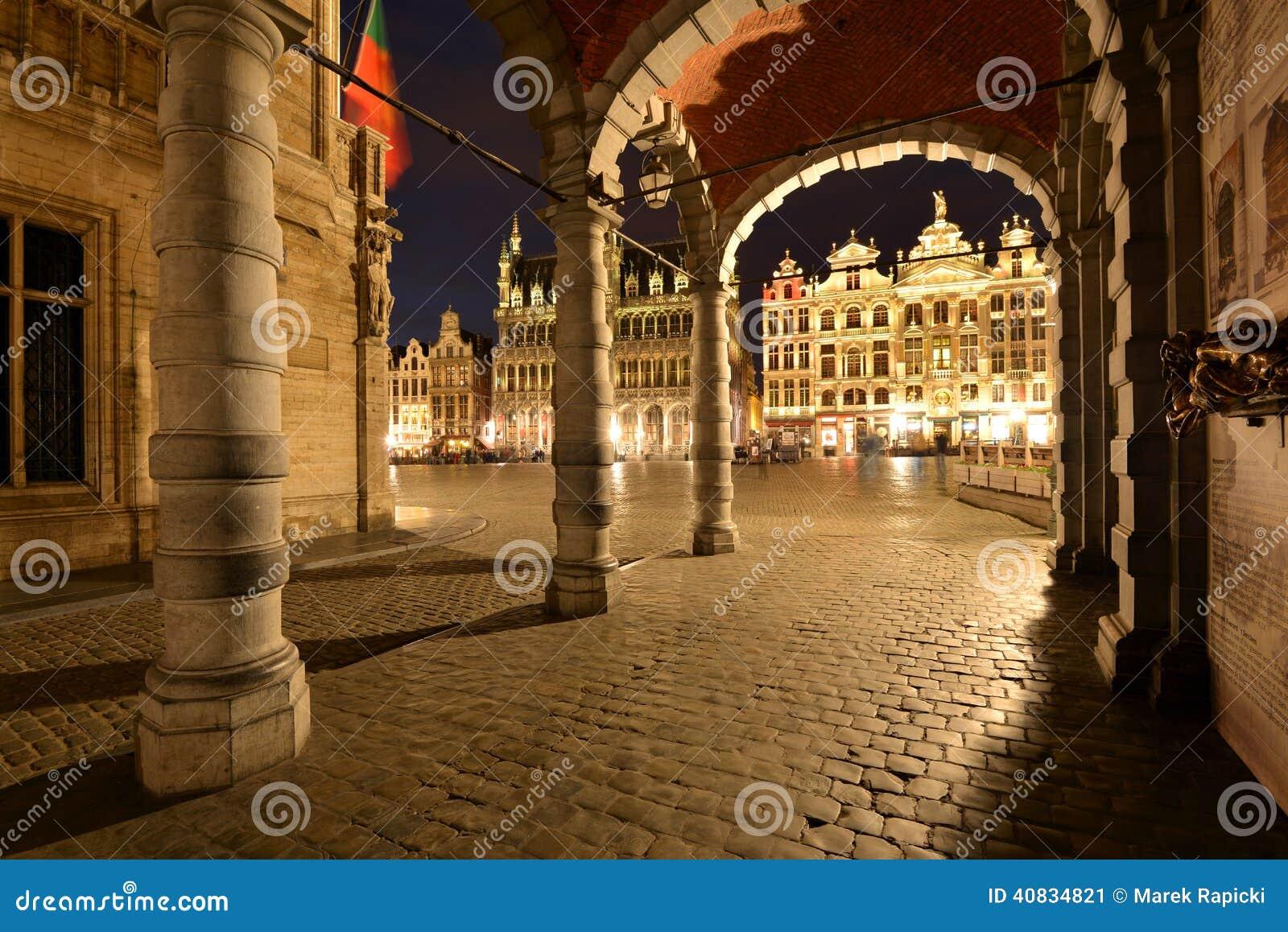 Βέλγιο, Βρυξέλλες, Grotte Markt