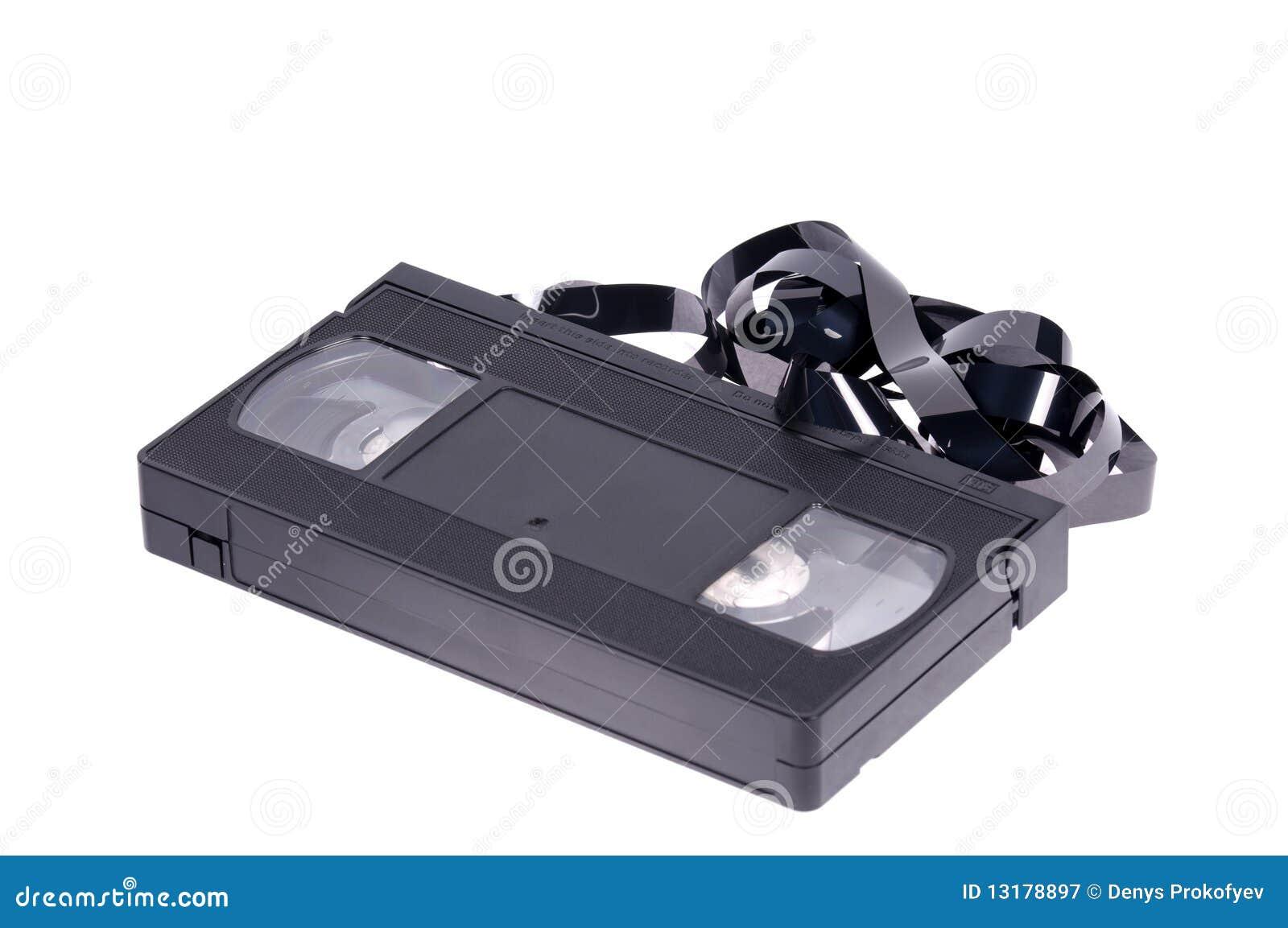 βίντεο VHS κασετών