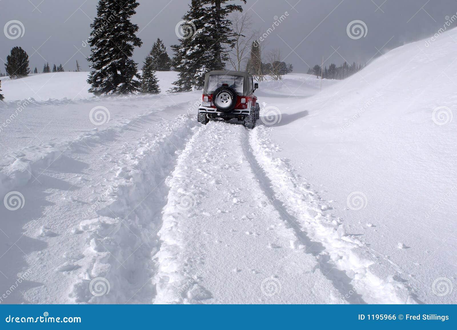 βαθύ χιόνι 3