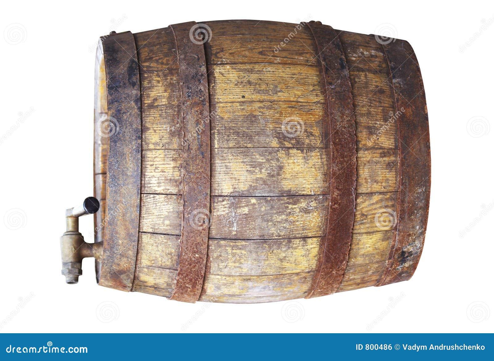βαρέλι ξύλινο
