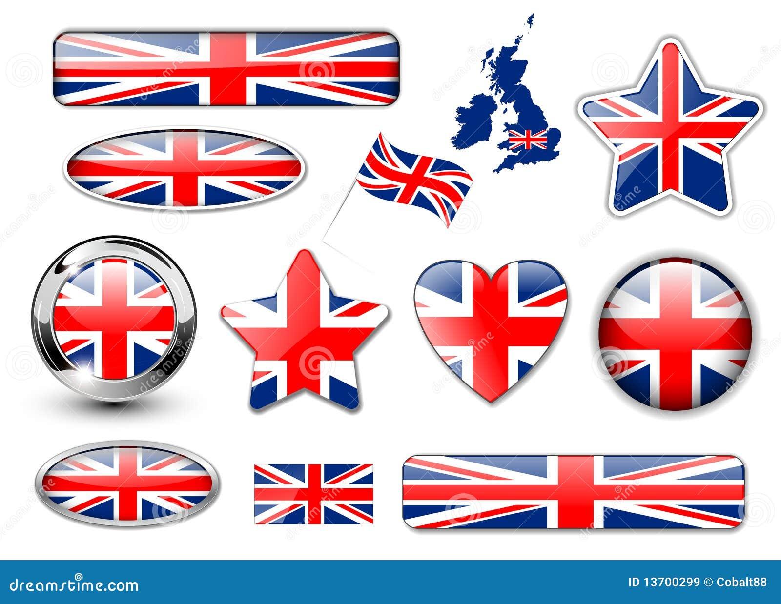 βασίλειο σημαιών της Αγγ&