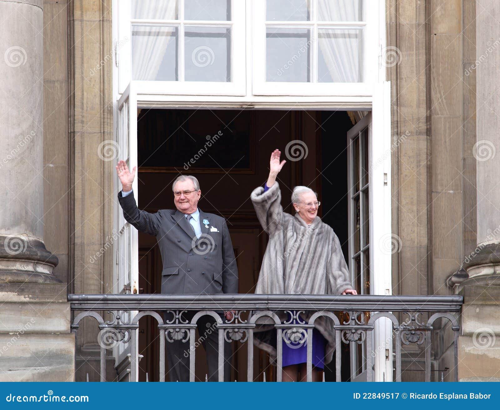 βασίλισσα της Δανίας margrethe