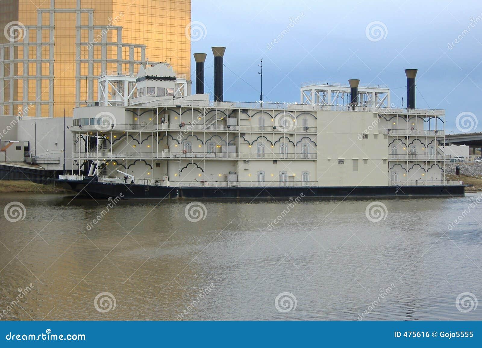 βασίλισσα riverboat