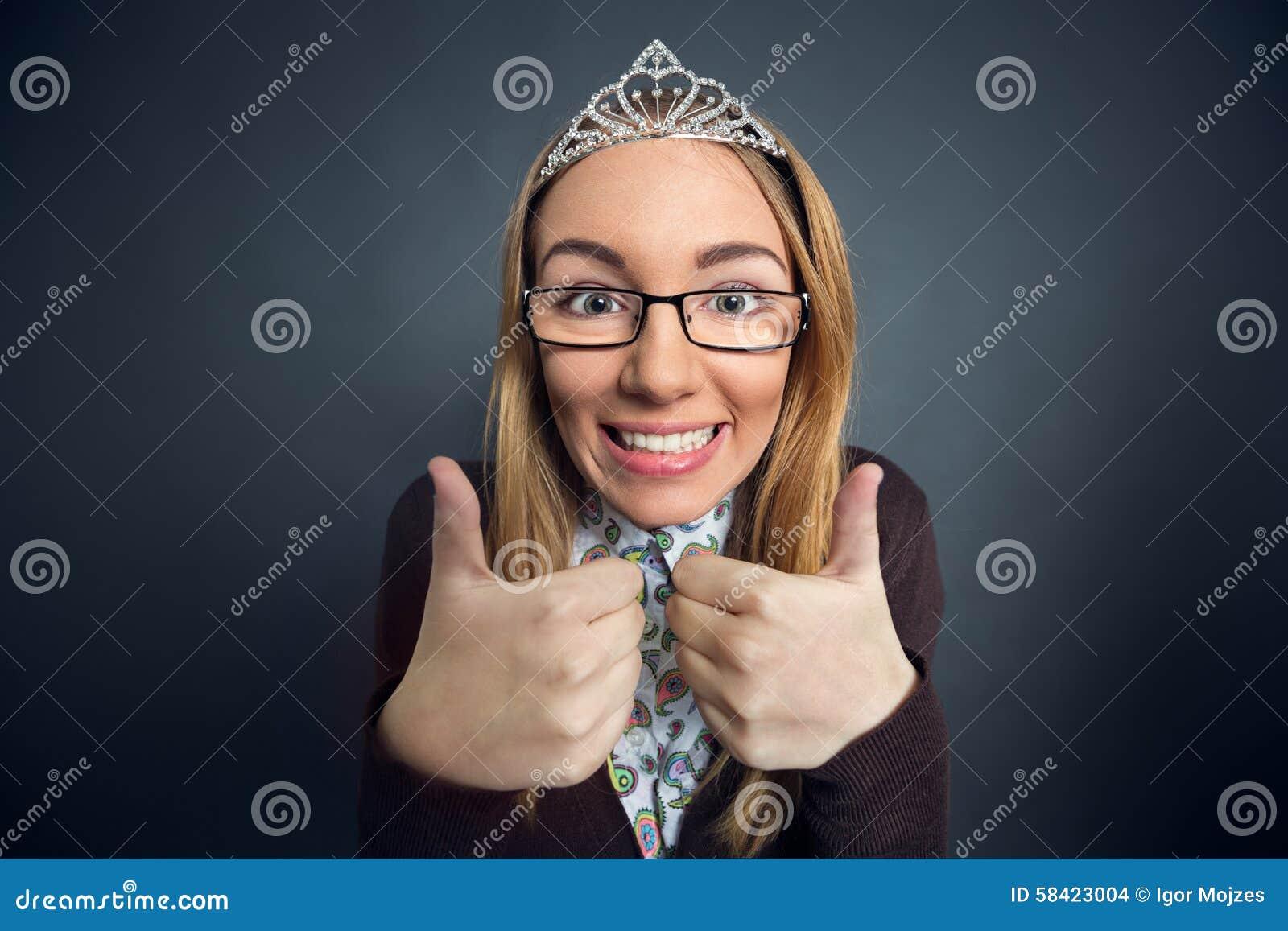 Βασίλισσα εφήβων prom