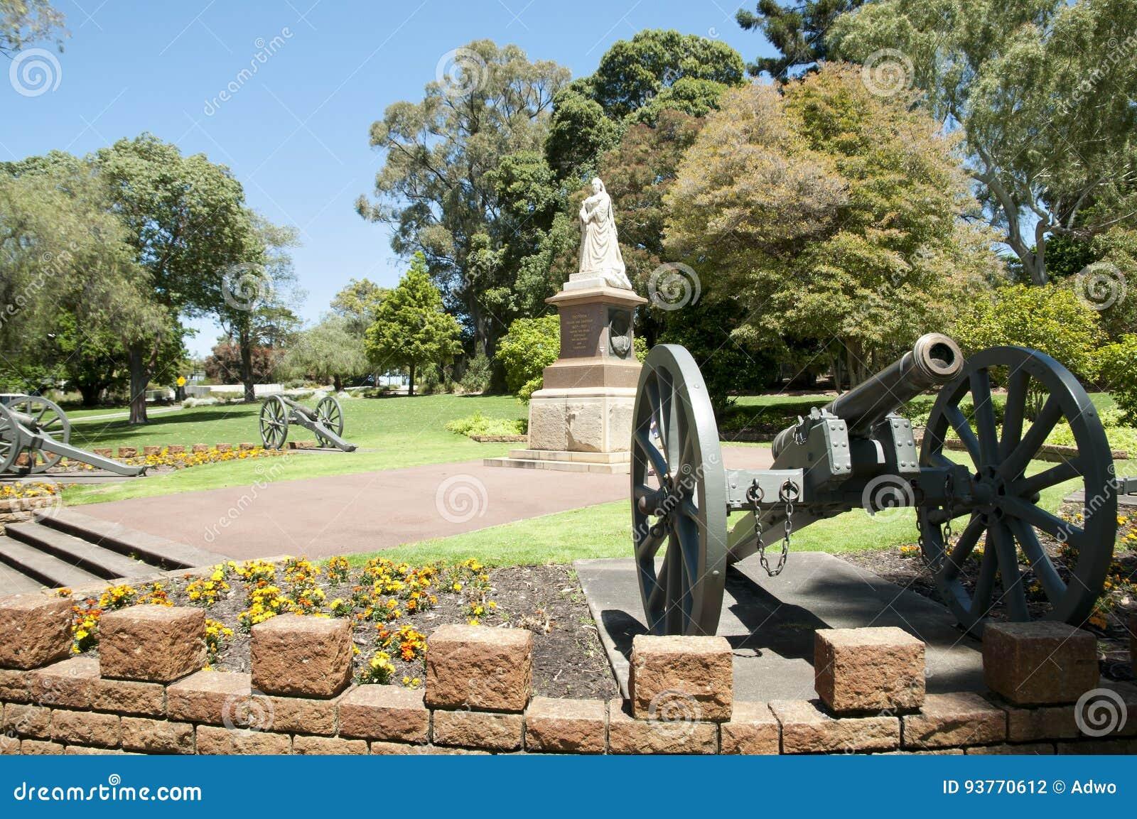 Βασίλισσα Victoria Memorial - Περθ - Αυστραλία