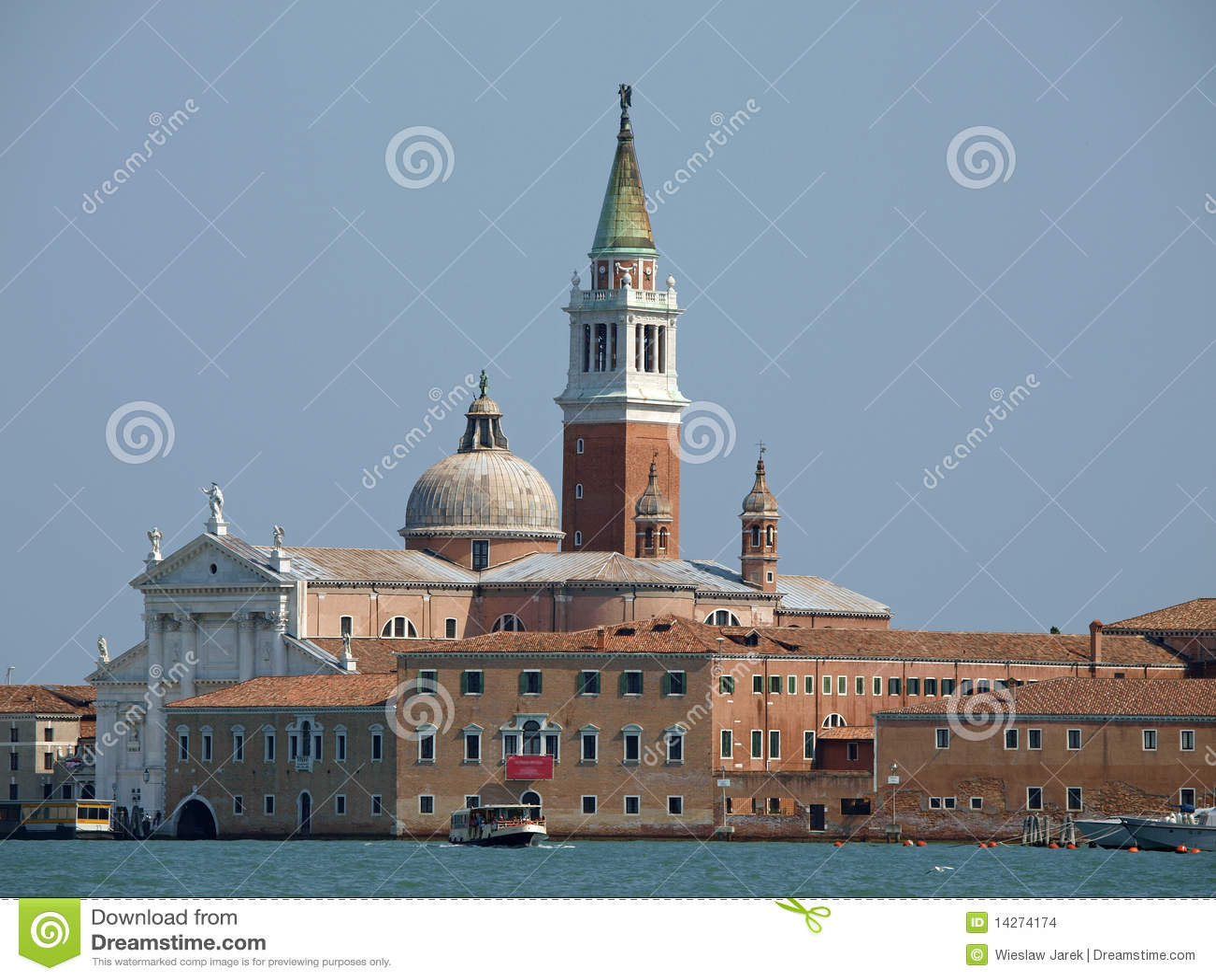 βασιλική Giorgio maggiore SAN Βενετία