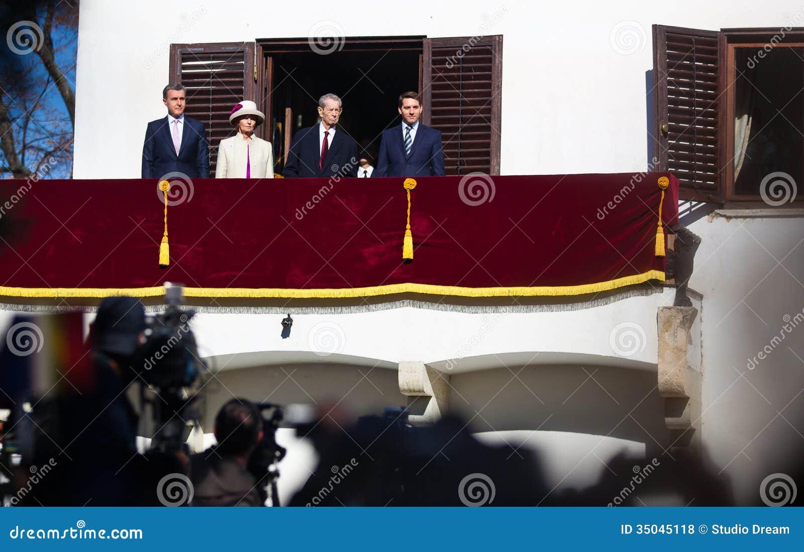 Βασιλική οικογένεια της Ρουμανίας