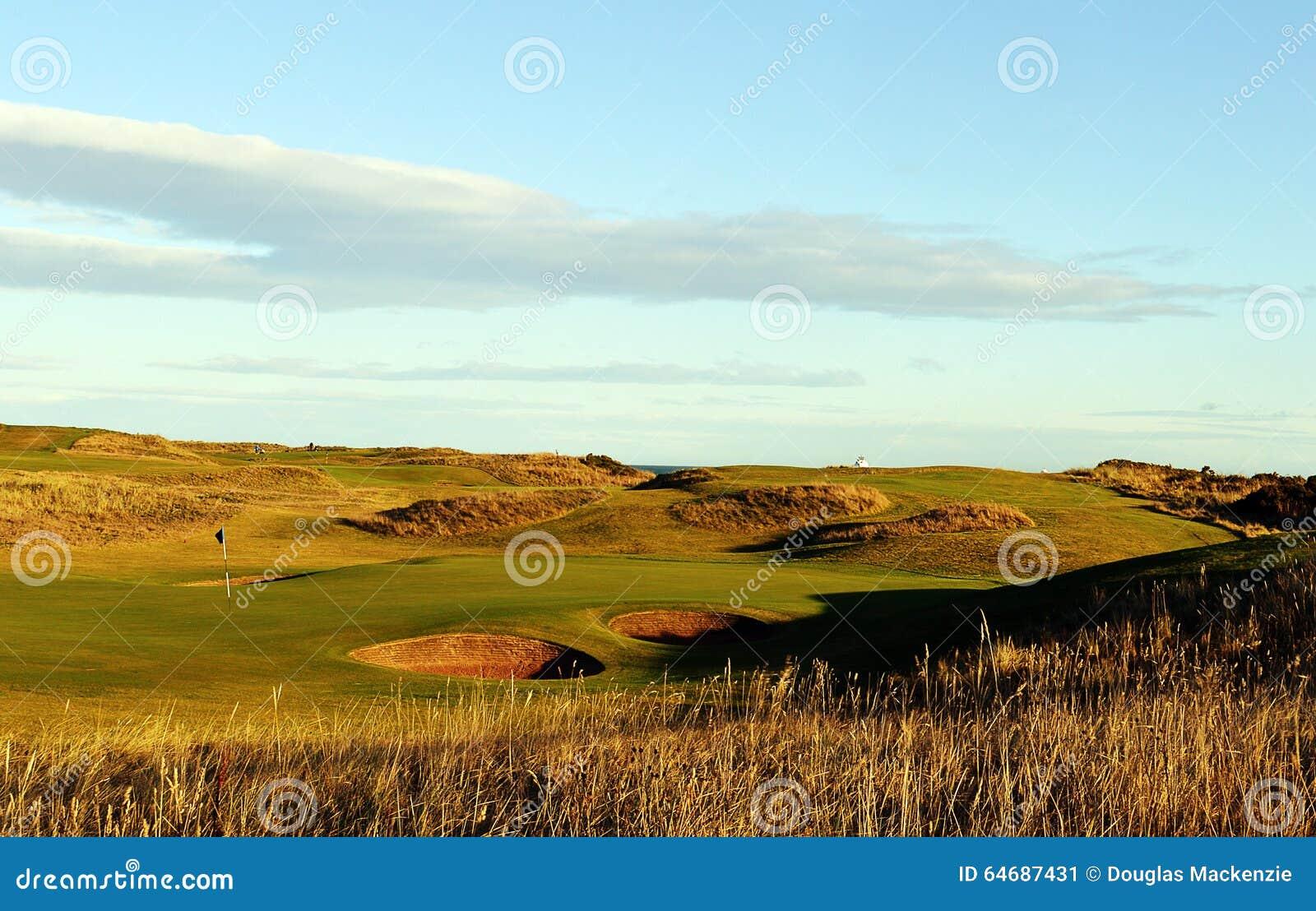Βασιλικό γκολφ κλαμπ του Αμπερντήν, Balgownie, Αμπερντήν, Σκωτία