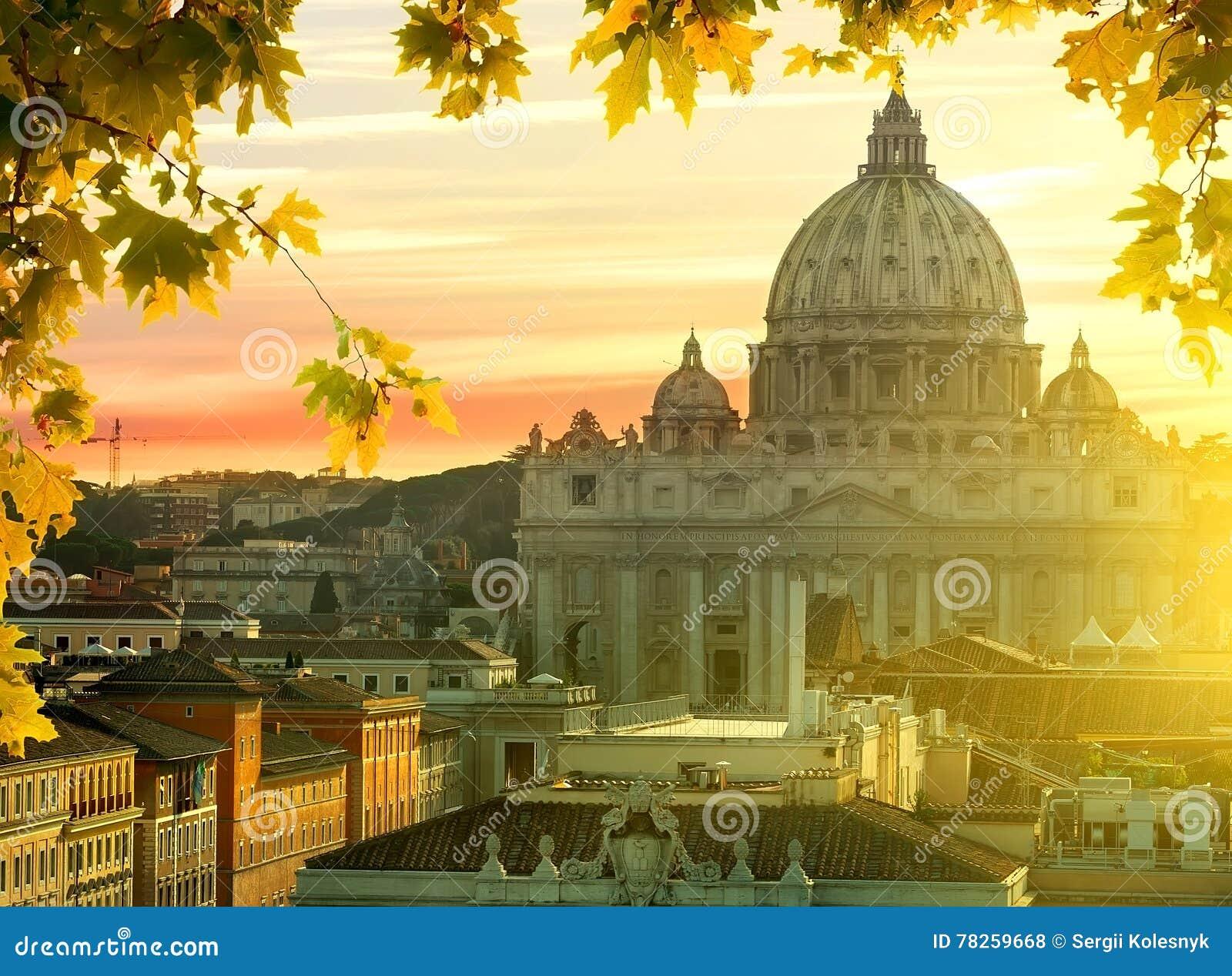 Βατικανό το φθινόπωρο