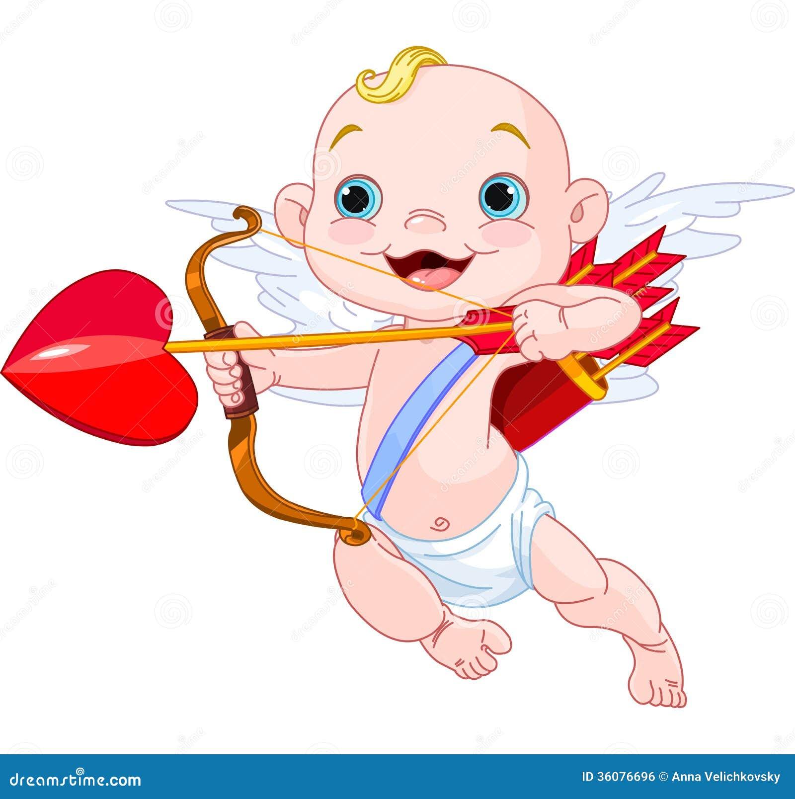 Βαλεντίνοι ημέρα Cupid