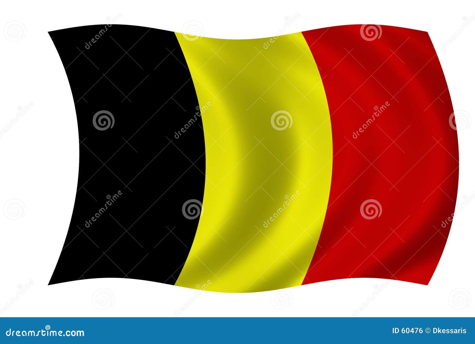 βελγική σημαία