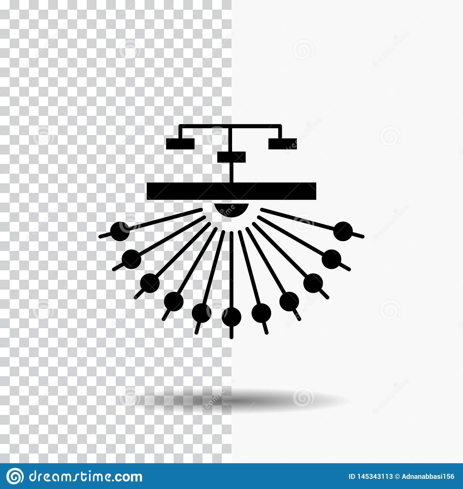 βελτιστοποίηση, περιοχή, περιοχή, δομή, εικονίδιο Glyph Ιστού στο διαφανές υπόβαθρο r