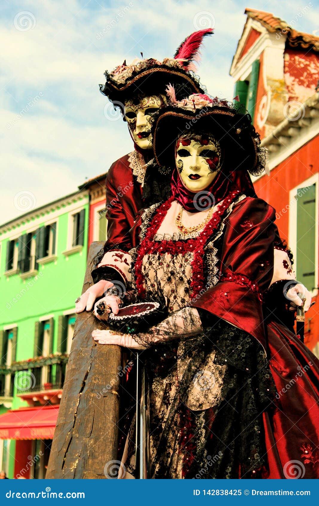 Βενετία καρναβάλι 2019