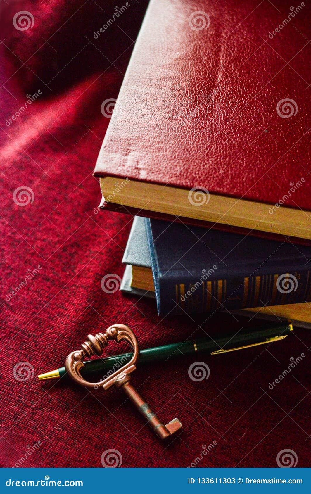 Βιβλία με ένα κλειδί