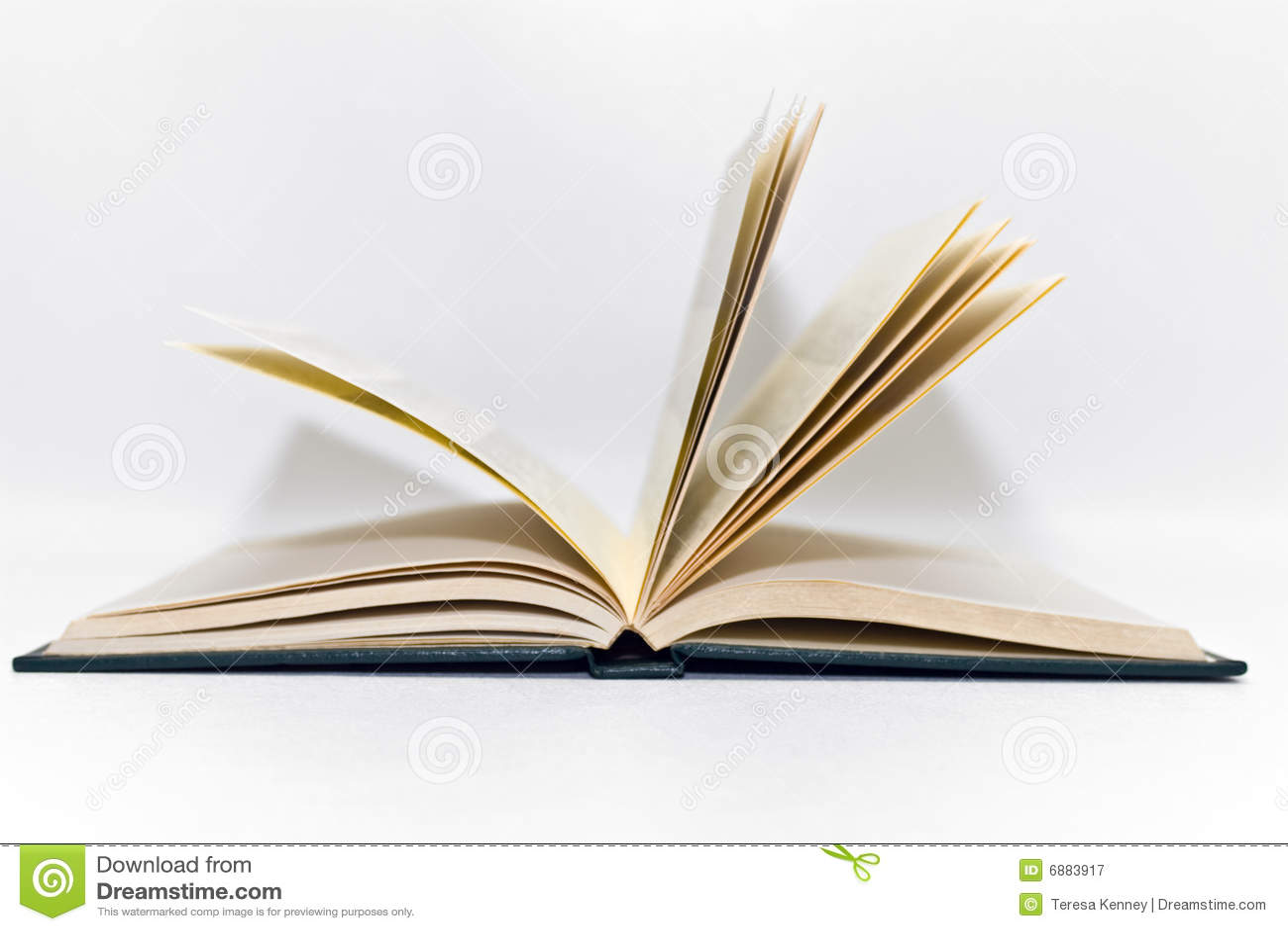βιβλίο ανοικτό