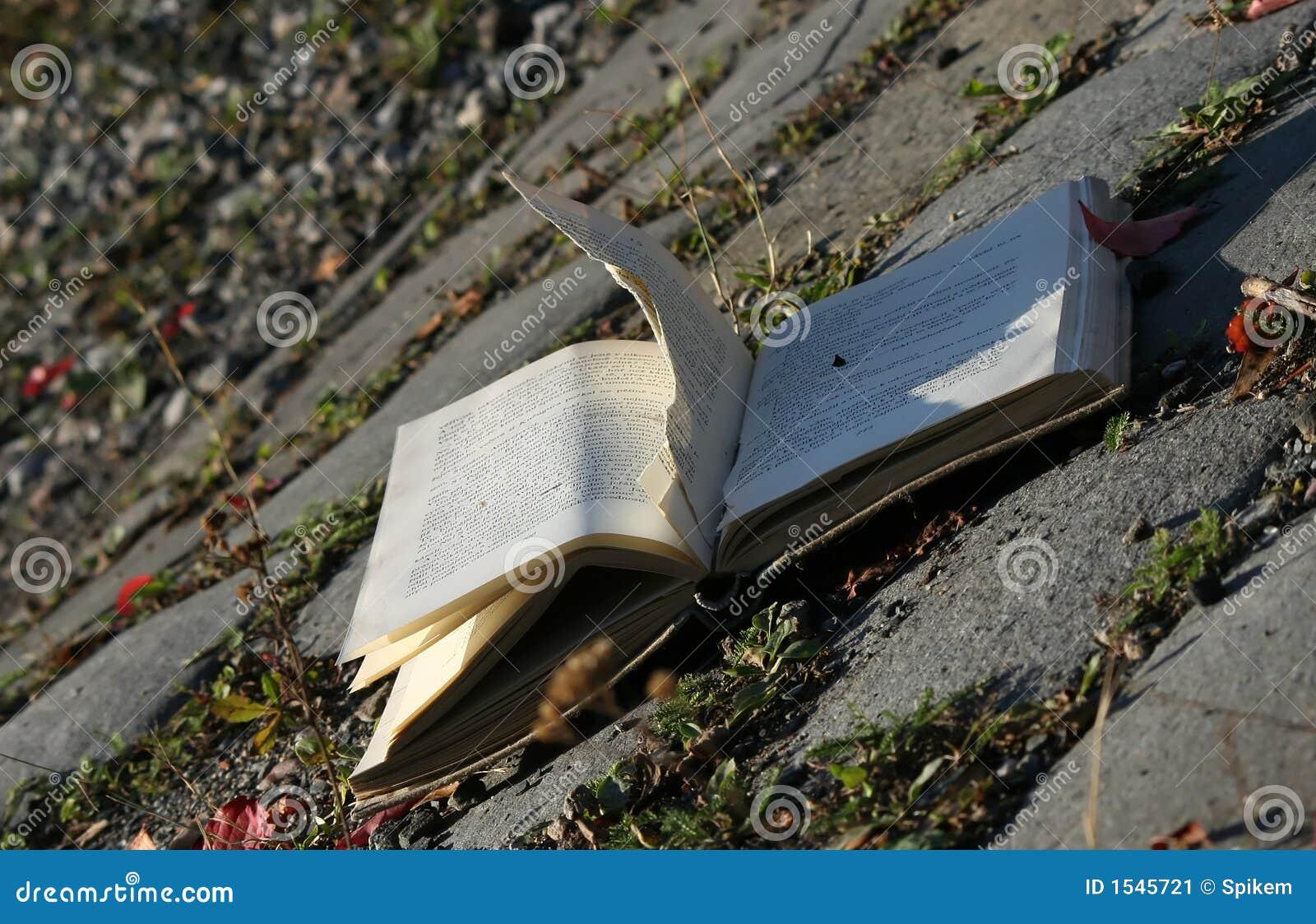 βιβλίο που σχίζεται
