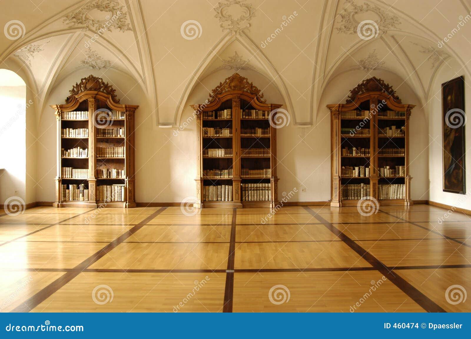βιβλιοθήκη mideval