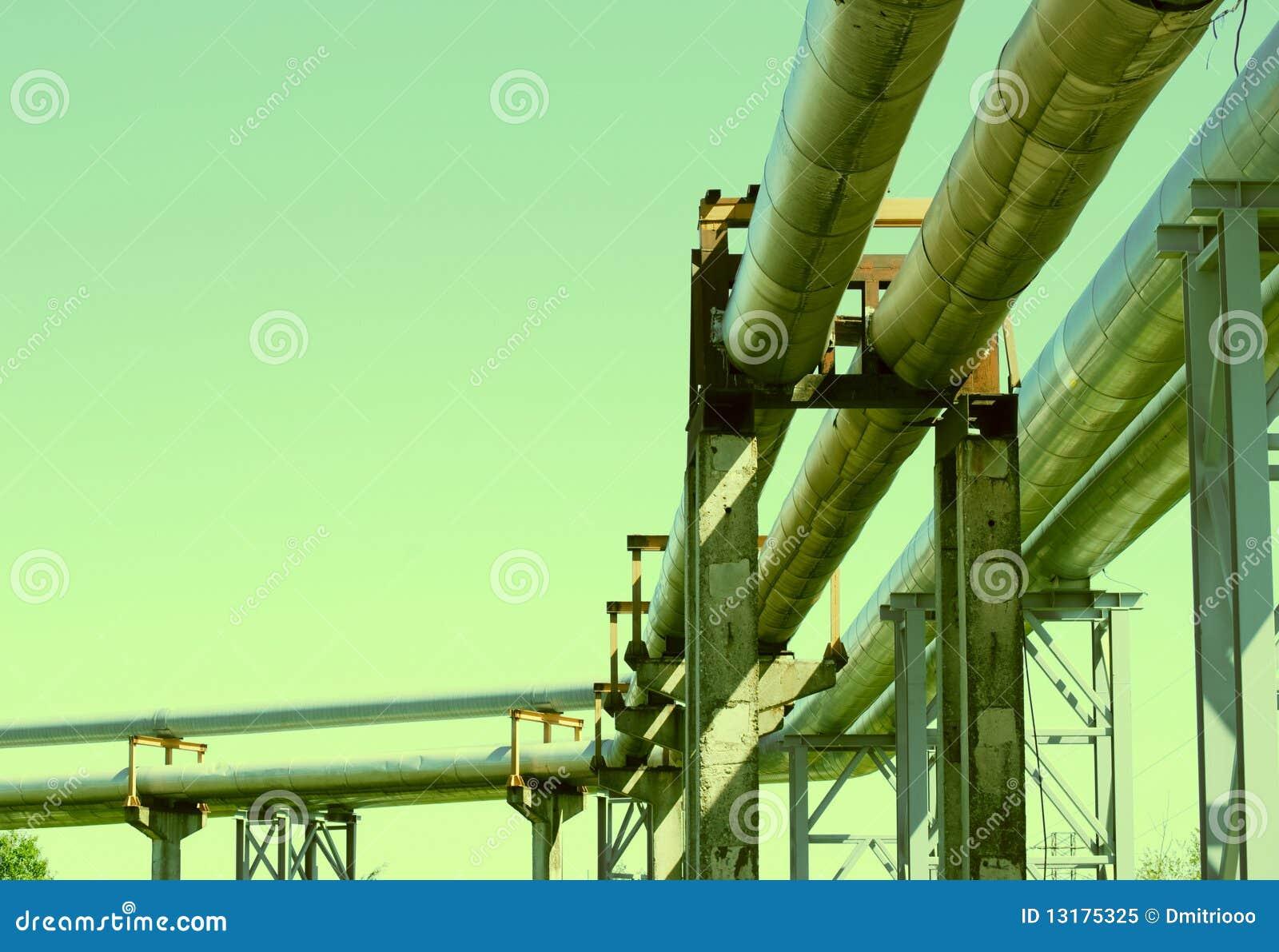 βιομηχανικές σωληνώσει&sigmaf