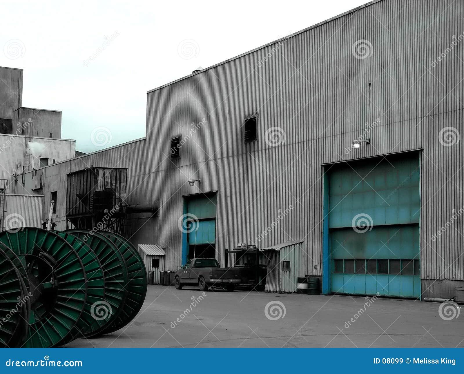 βιομηχανική περιοχή