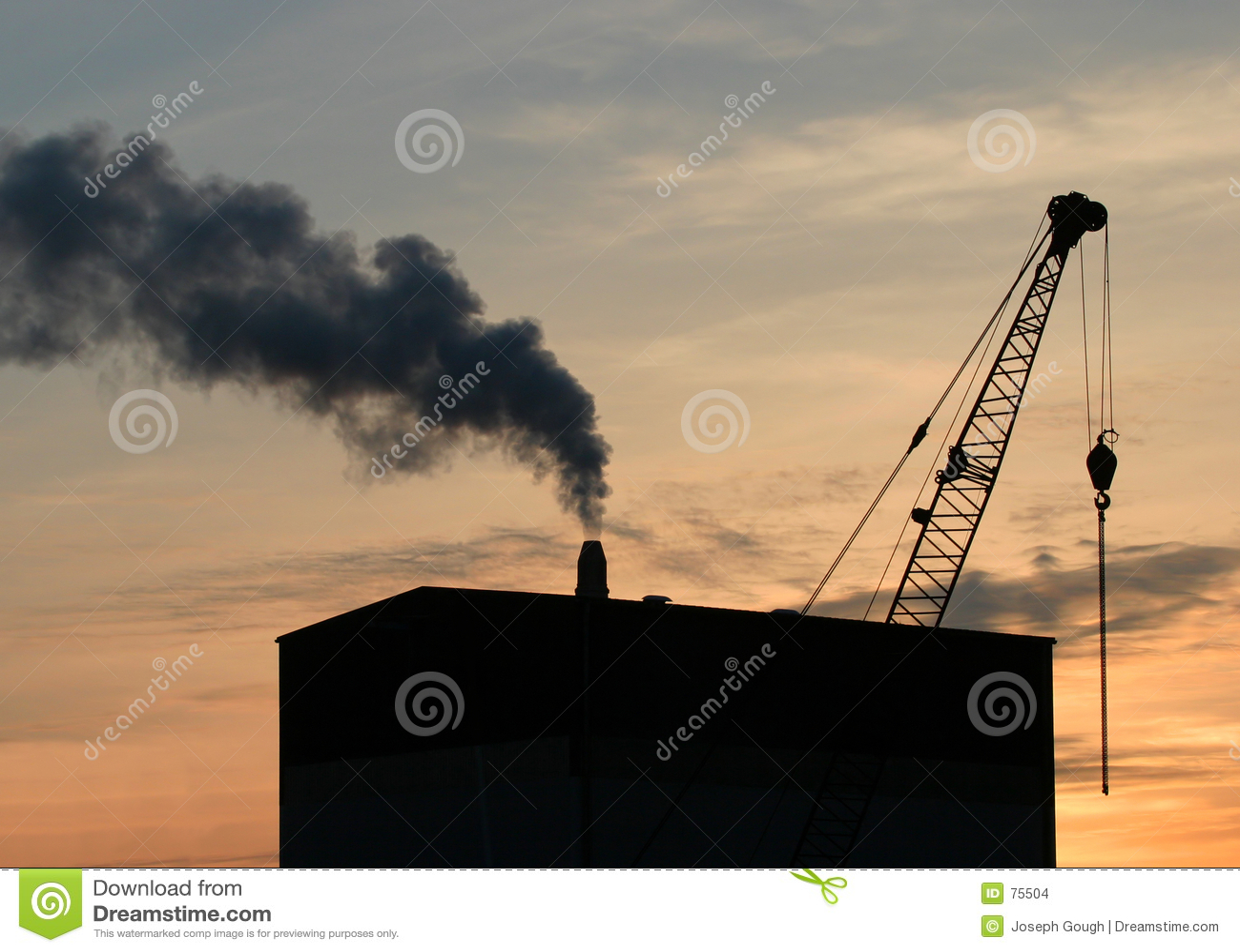 βιομηχανικός ορίζοντας