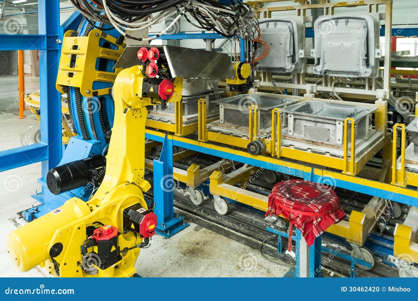 Βιομηχανικό ρομπότ