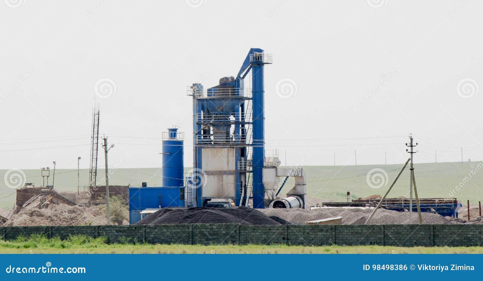 Βιομηχανικό σιλό, δεξαμενές