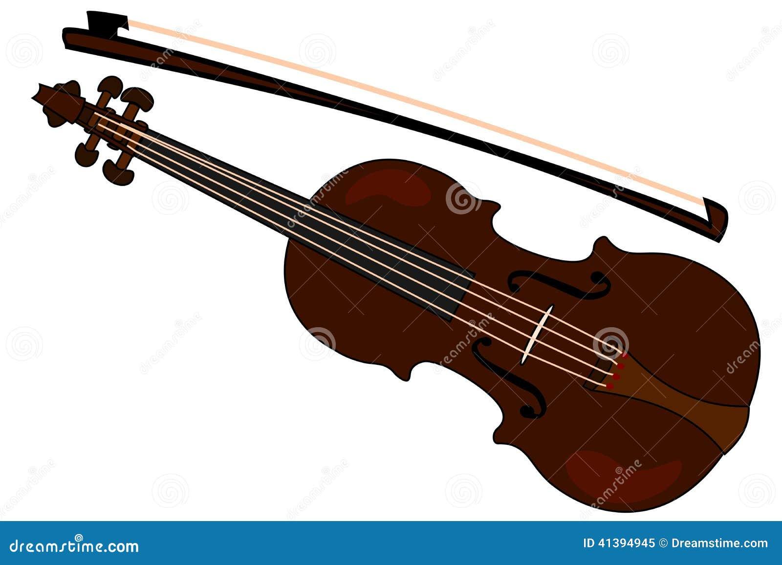 Βιολί clipart