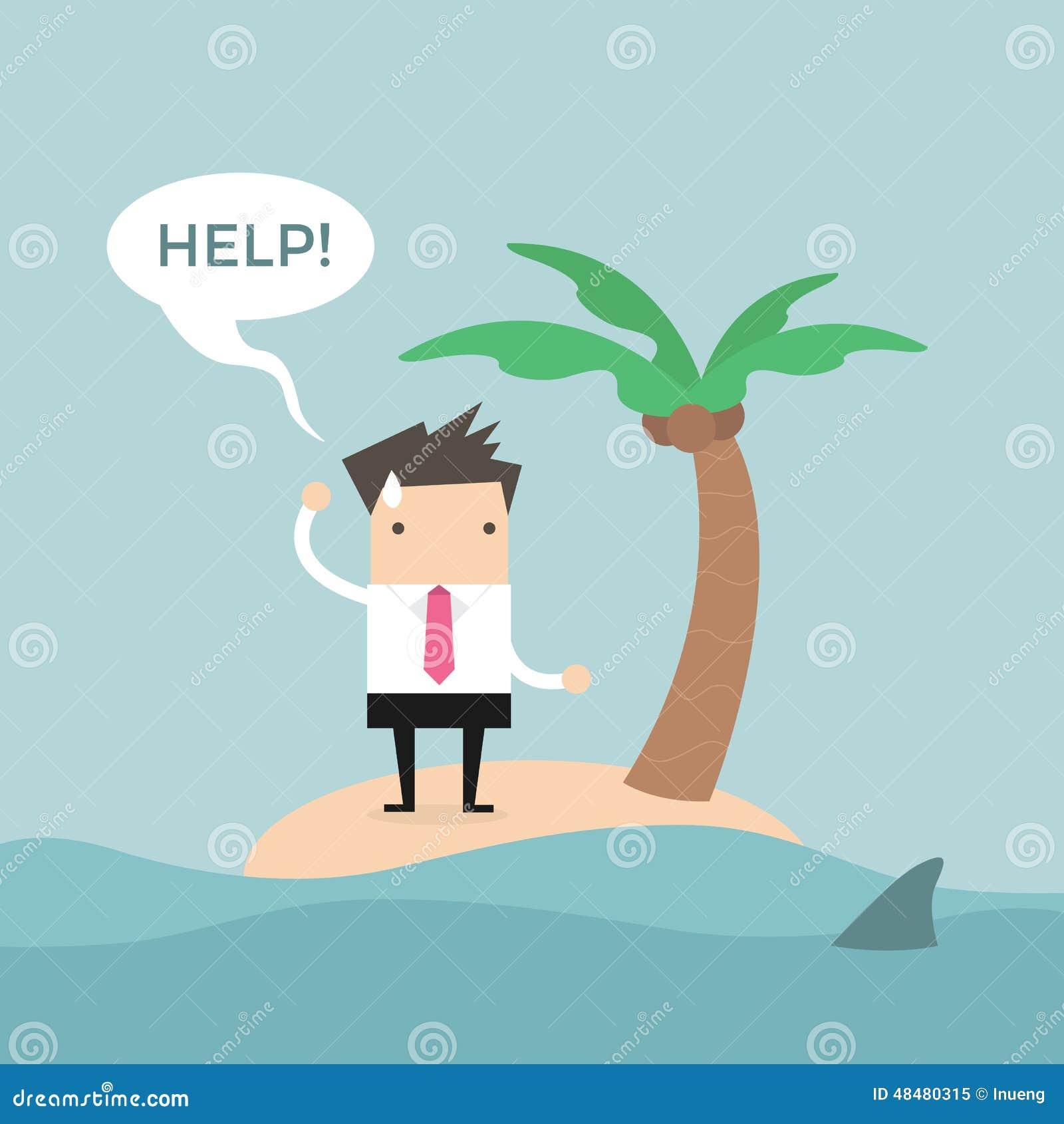 Βοήθεια ανάγκης επιχειρηματιών στο μικρό νησί