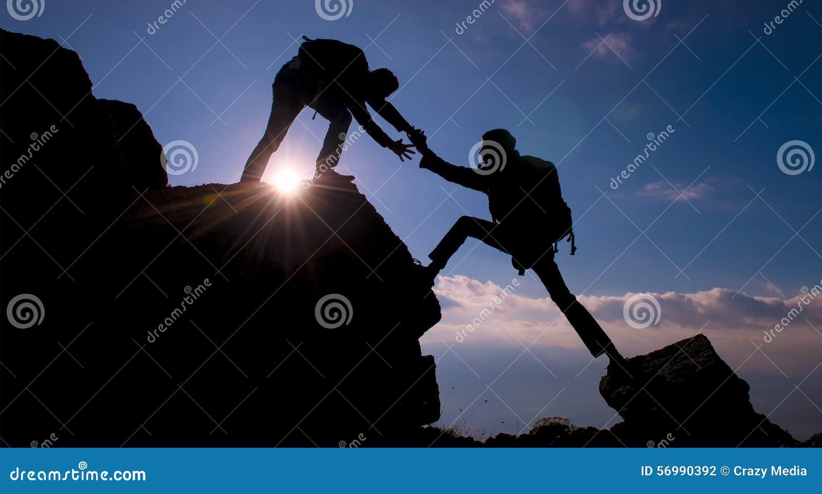 Βοήθεια ορειβατών