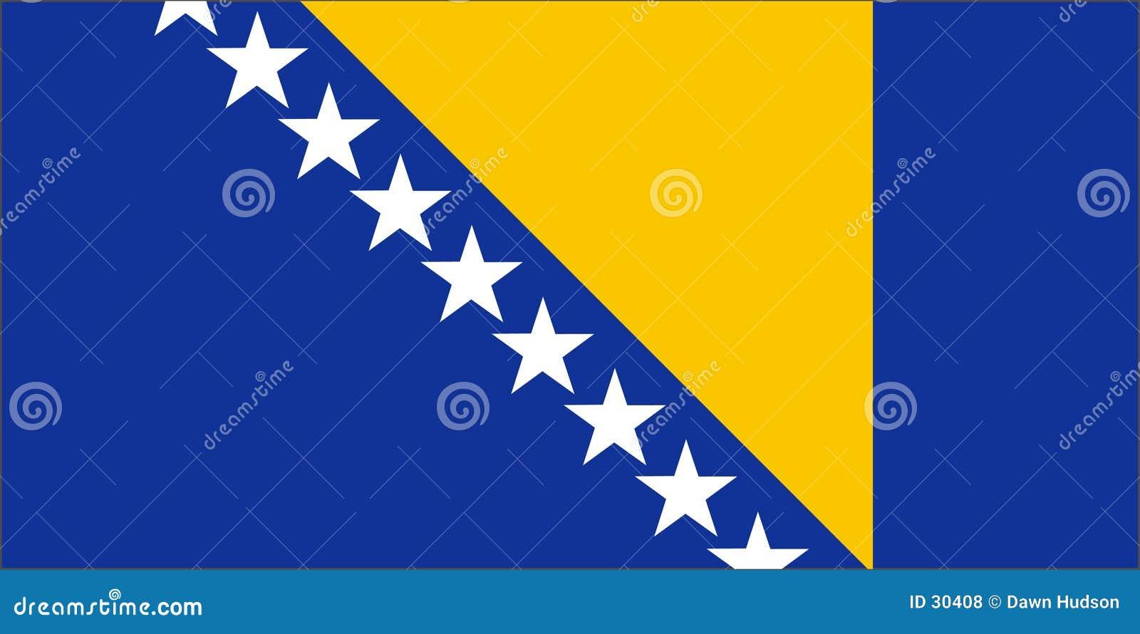 Download Βοσνία-Ερζεγοβίνη διανυσματική απεικόνιση. εικονογραφία από ανοησίας - 30408