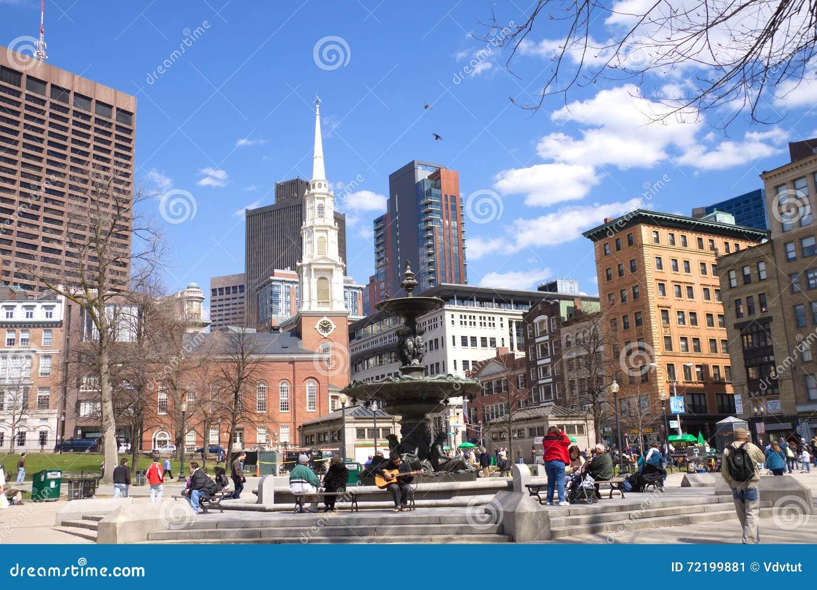 Βοστώνη κοινή