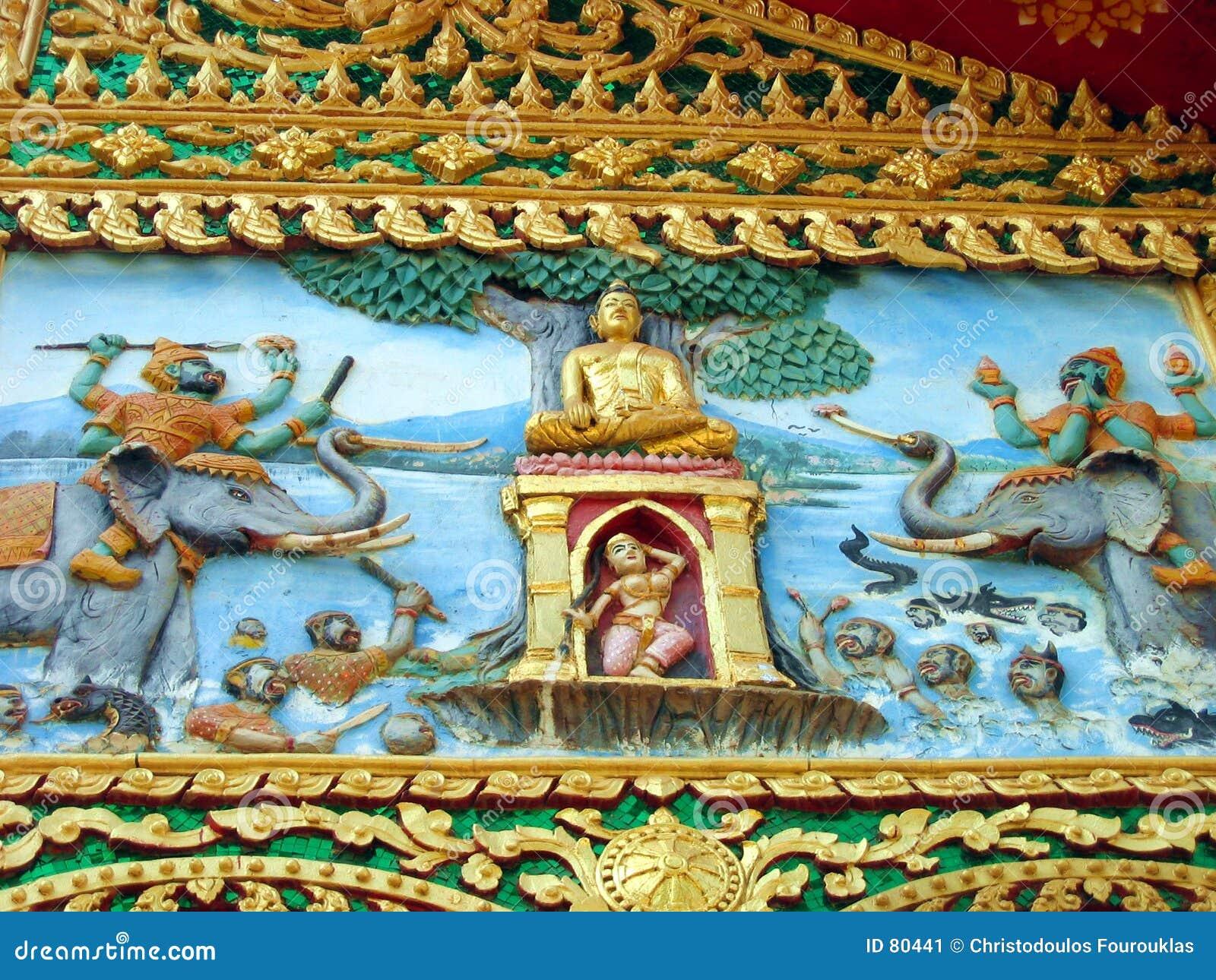 βουδιστικές λεπτομέρειες